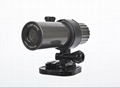 12MP HD 170°wide-angle lens HDMI output