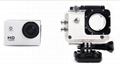 12MP HD 140wide-angle lens HDMI 1.5inch Sport Action DV Cameras 2