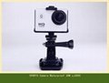 12MP HD 140wide-angle lens HDMI 1.5inch Sport Action DV Cameras 3