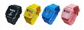 Mini Size Colorful  Watch GPS Trackers for Kids 1