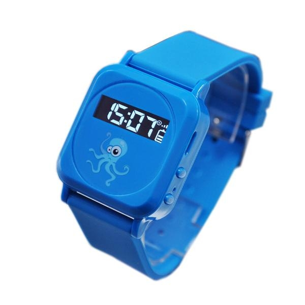 Mini Size Colorful  Watch GPS Trackers for Kids 4