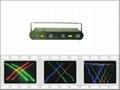 Four Lens 400mW RGRG Pattern Disco Laser