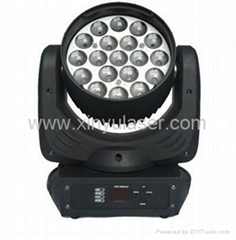 19pcs 12w Osram RGBW Zoom+Beam+Wash Moving Head Led