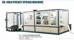 SX-100d POCKET SPRING MACHINE