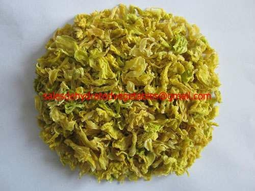 Chinese Dehydrated White Cabbage Flakes 1