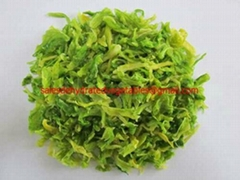 Instant Noddles Green Cabbage Flakes