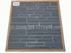 Tumbed edge Cultured Stone