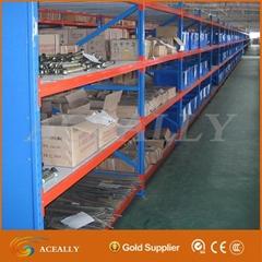 Long Span Warehouse Storage Shelving