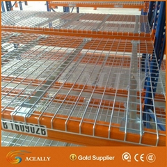 Ga  anized Steel Wire mesh Trays For Shelf