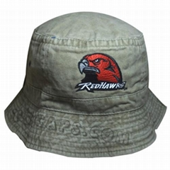 Profesional supplier of washed cotton bucket hat