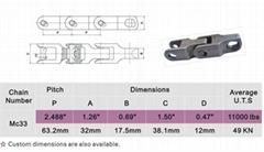 MC33 Cast Chain