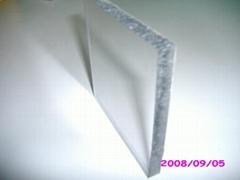 华夏佳普透明PC耐力板