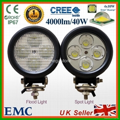 40W Work Light lamp