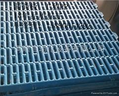 供應工程PP材料漏糞板