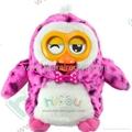 2014 new hot Hibou plush talking toy 4