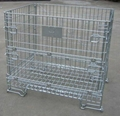 Collapsible Wire Mesh Container (European Type) 2