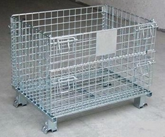 Wire Mesh Container (hot