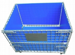 Wire Mesh Container (zinc-plating)