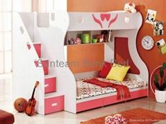 Wooden Bunk Bed PE-5057