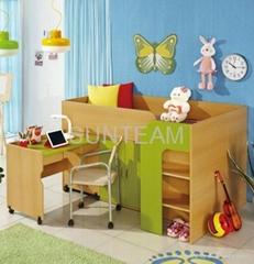 Wooden Bunk Bed PE-5073