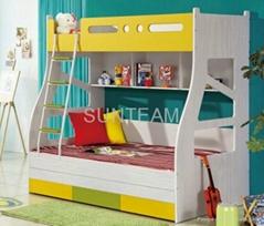 Wooden Bunk Bed PE-5072