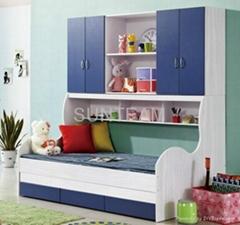Wooden Bunk Bed PE-5059