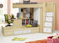 Wooden Bunk Bed PE-5048