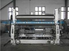 glass rolling machine