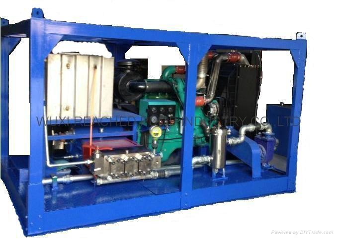 high pressure washing machine 1