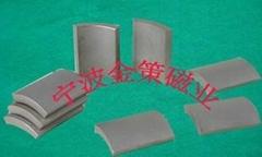 供應各種規格性能耐高溫釤鈷磁鋼