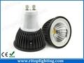 Cheap promotion 5W MR16 GU10 COB LED spotlight