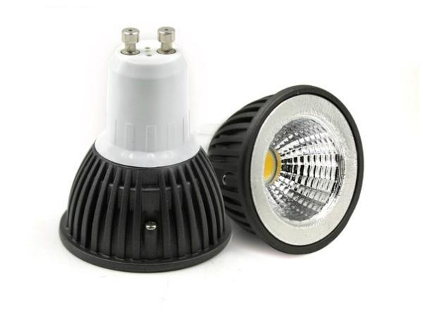 Cheap promotion 5W MR16 GU10 COB LED spotlight 2