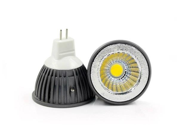 Cheap promotion 5W MR16 GU10 COB LED spotlight 3