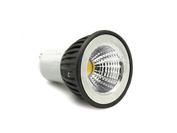 Cheap promotion 5W MR16 GU10 COB LED spotlight 4
