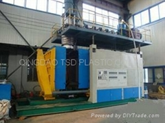 Large Size HDPE Water Tank Blow Molding Machine