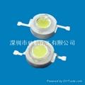 大功率LED透镜填充硅胶