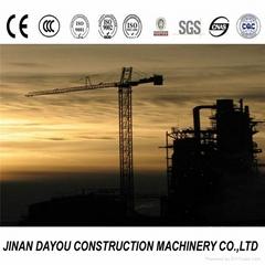 2.5 Ton Construction Tower Crane QTZ25-3008 for Sale