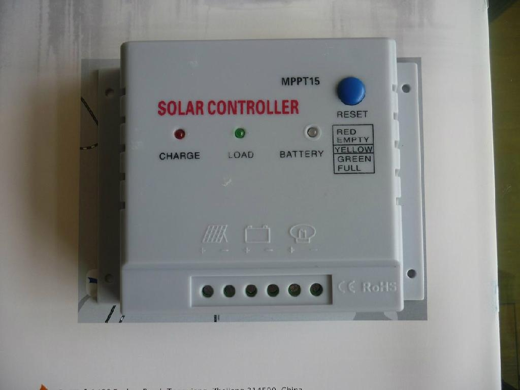 sloar charge controller for DC sliding gate opener PY300DC  1