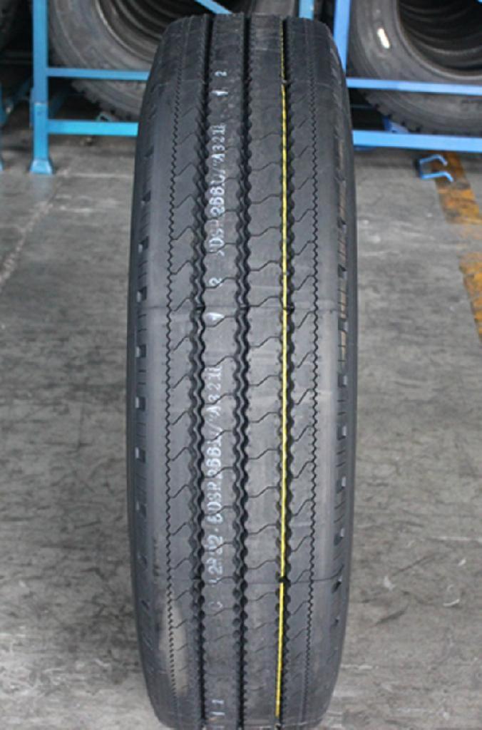 雙星全鋼卡車輪胎 315/80R22.5 1
