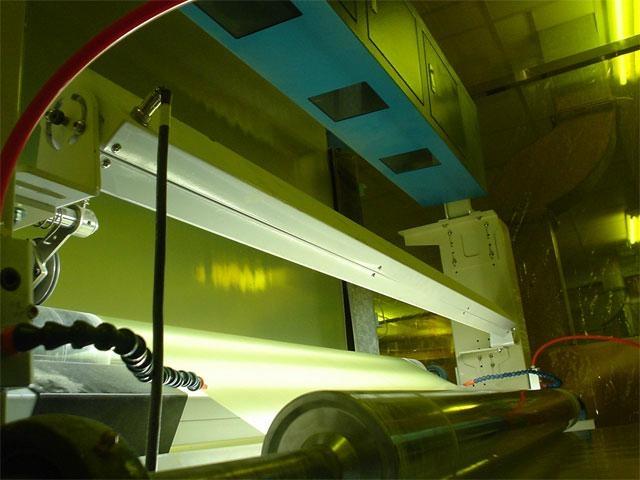 太陽能電池背板表面缺陷在線智能檢測系統設備 4