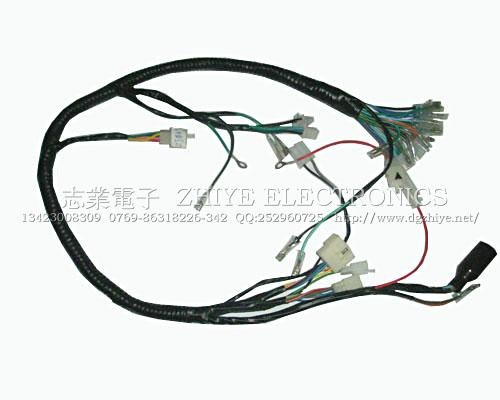 honda motorcycle wiring harness zy mt094 zhiye china rh diytrade com Yazaki Wire Harness Wire Harness Drawing
