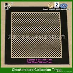 Machine Vision Camera Distortion Chess Calibration Target
