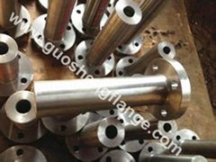 ANSI B16.5 stainless steel long weld neck flanges