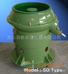 台湾150升螺旋式振动研磨机