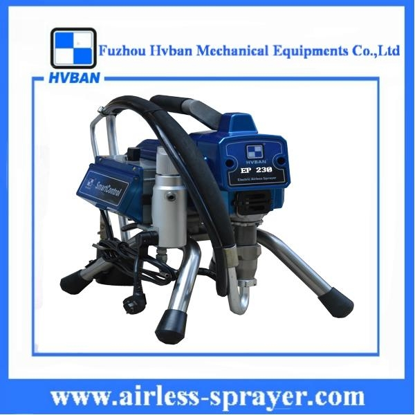 graco spray machine