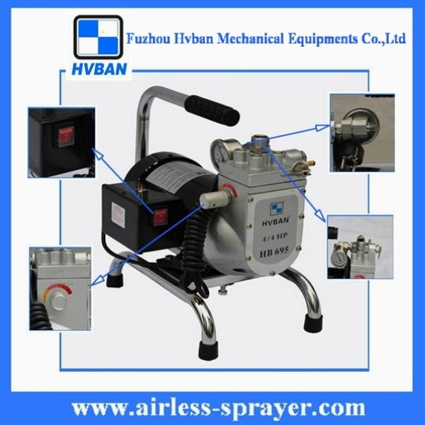 HB695 Airless Paint Sprayer Machine same as Campbell 1