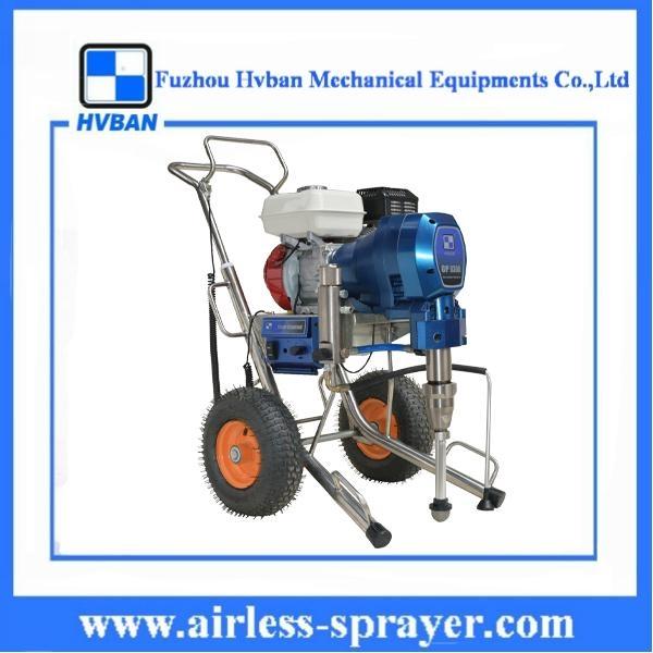GP6300 Gasoline Engine Airless Paint Sprayer 1