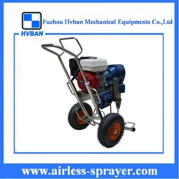 GP6300 Gasoline Engine Airless Paint Sprayer 2