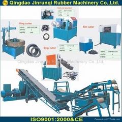 rubber powder crusher