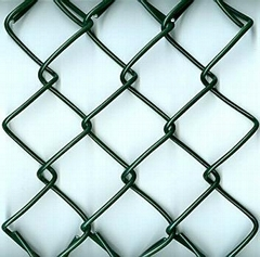 Professional Factory Garden border chain link fence